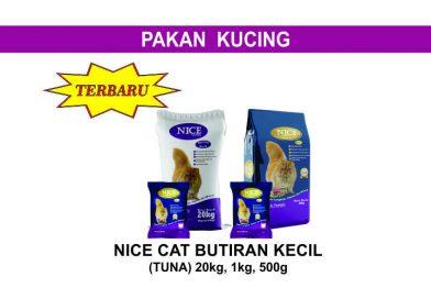 NICE CAT Butiran Kecil